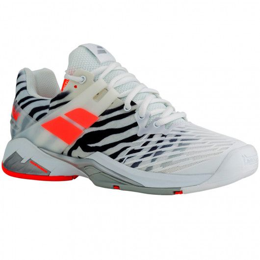 Кроссовки Babolat PROPULSE FURY ALL COURT W ZEBRE