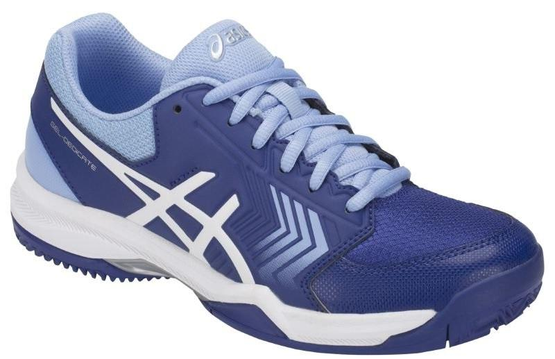Кроссовки ASICS W GEL-DEDICATE 5 CLAY 400