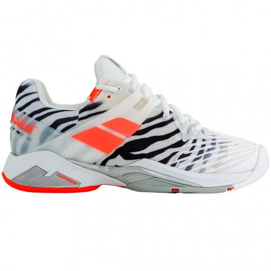 Кроссовки Babolat PROPULSE FURY ALL COURT W ZEBRE. Фото ¹2