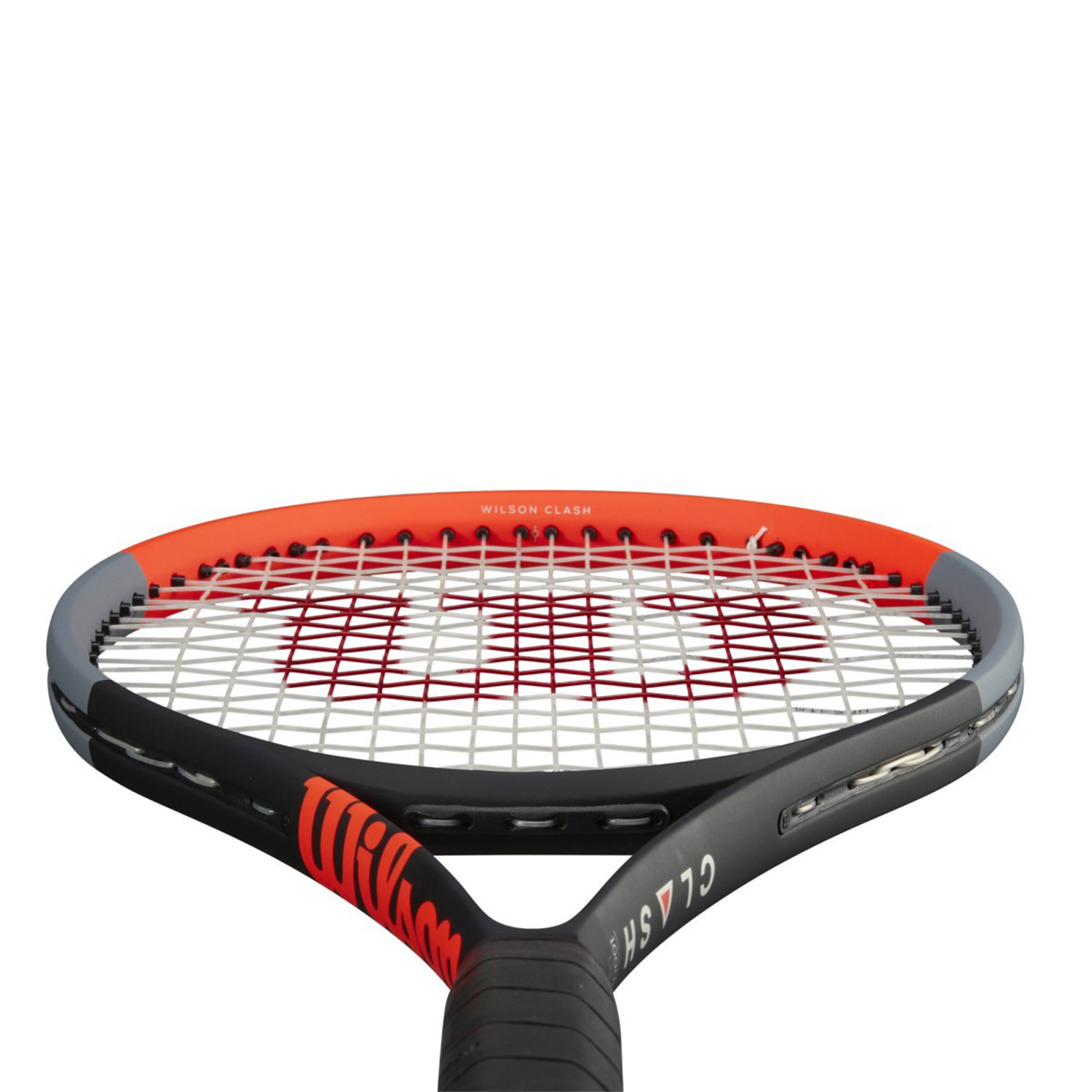 Теннисная ракетка Wilson CLASH 100 UL 2019 +мячи BABOLAT FRENCH OPEN ALL COURT*4. Фото ¹3
