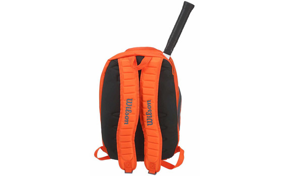 Теннисный рюкзак Wilson VANCOUVER BACKPACK ORGY 2017 NEW . Фото �3