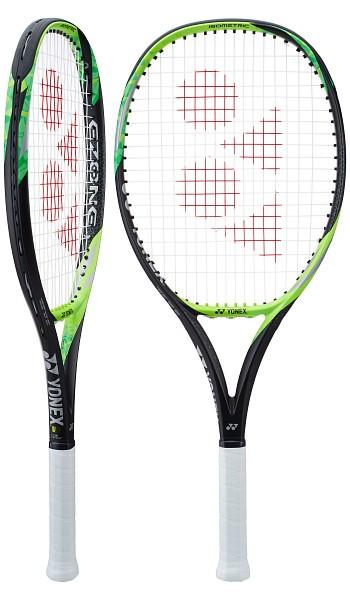Теннисная ракетка Yonex Ezone 26 Junior (250g) Lime Green b5e25e3733f09