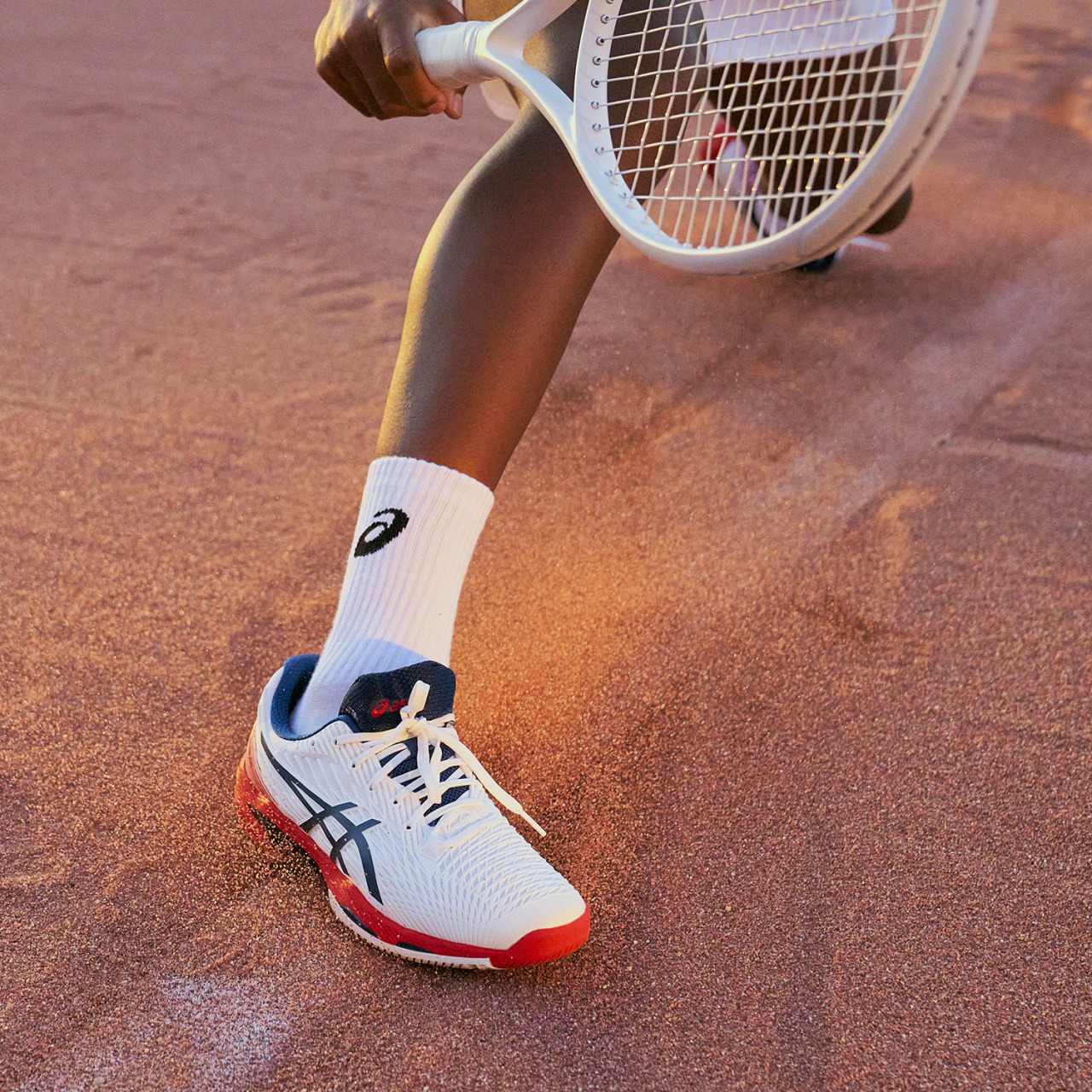 Кроссовки ASICS M SOLUTION SPEED FF 2 CLAY 2021. Фото ¹5