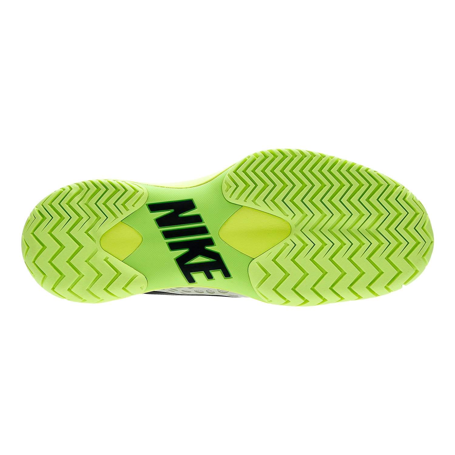 Кроссовки NIKE M AIR ZOOM CAGE 3 HC 2018 GR/BL. Фото ¹4