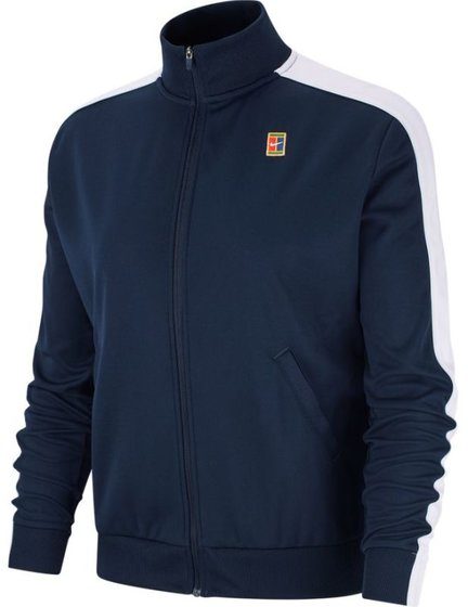Теннисная куртка NIKE W NKCT WARM UP JACKET . Фото ¹2