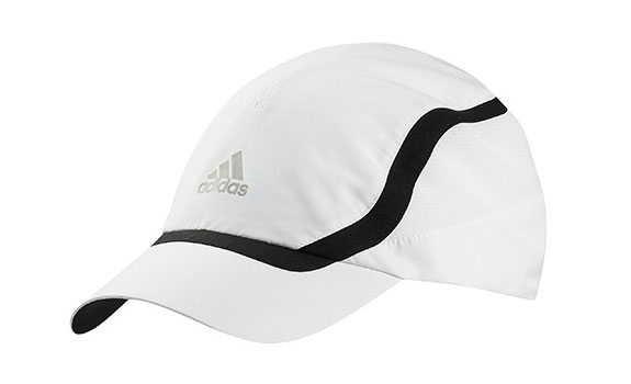Кепка ADIDAS Run Clima Cool Cap бел