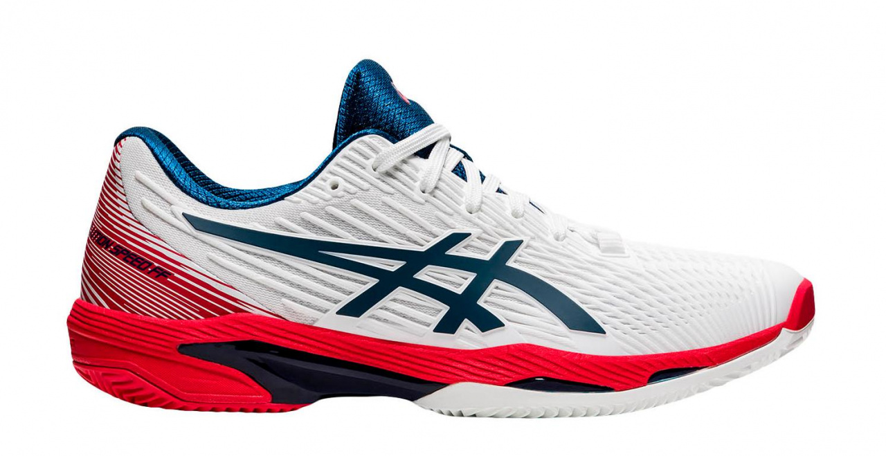 Кроссовки ASICS M SOLUTION SPEED FF 2 CLAY 2021. Фото ¹2