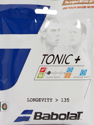 Теннисные струны Babolat TONIC + LONGEVITY BT7 12M NEW