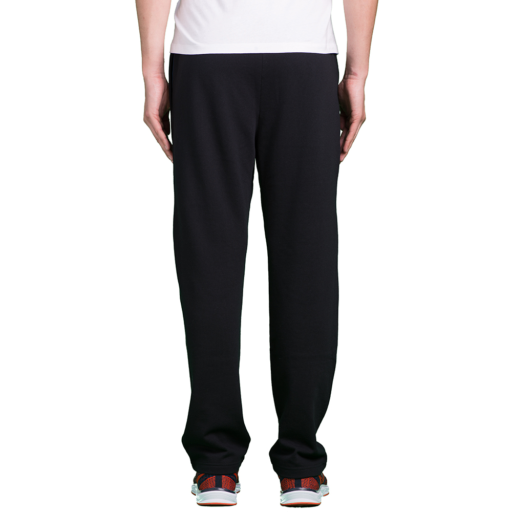 Теннисные брюки LOTTO BRYAN VI PANTS FT BLACK . Фото ¹2
