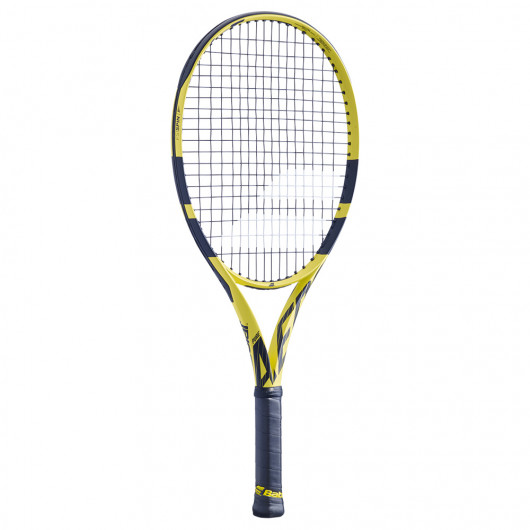 Теннисная ракетка Babolat Pure Aero Junior 25 2019  кроссовки ASICS UPCOURT в подарок!. Фото ¹3