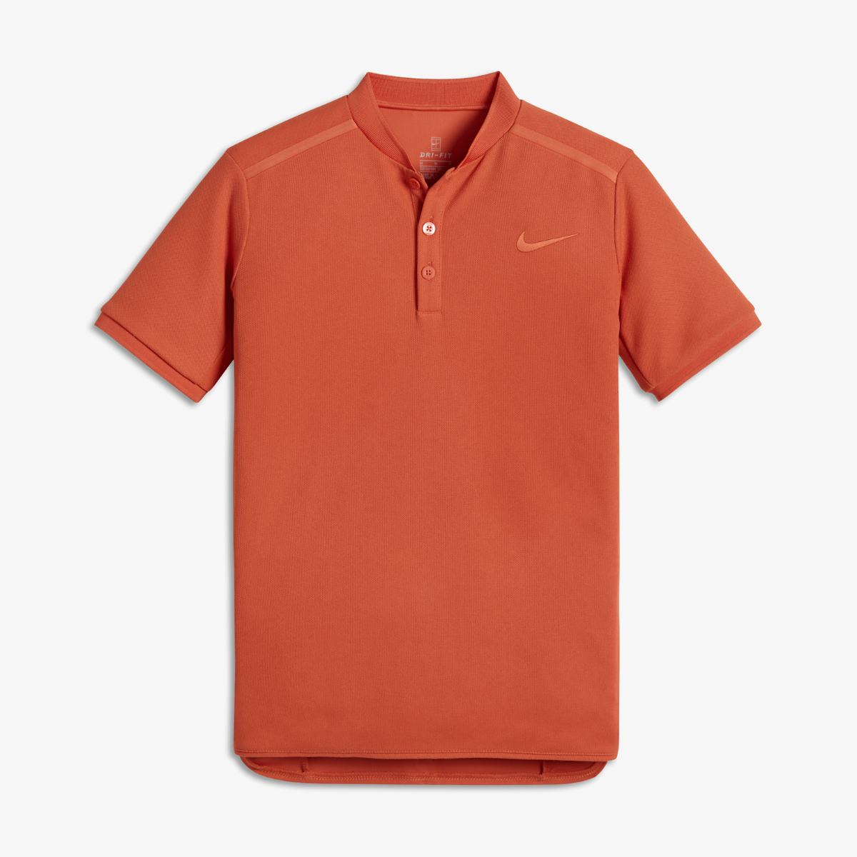 Теннисное поло NIKE POLO JUNIOR COURT ADVATANGE SOLID 2018. Фото �2