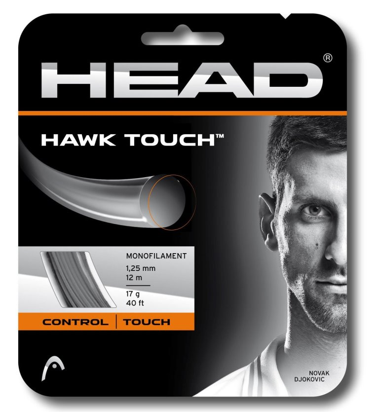 Теннисная струна Head Hawk Touch (set) 17