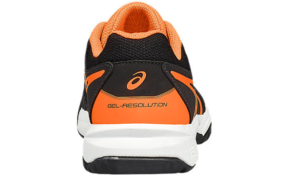 Кроссовки ASICS J GEL-RESOLUTION 7 GS. Фото �4