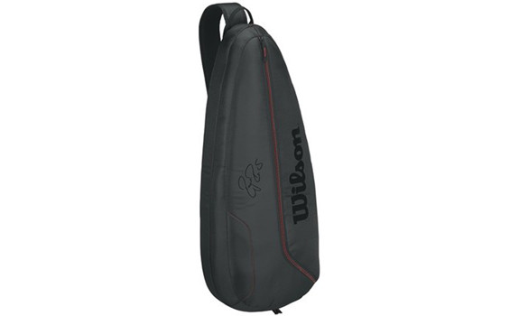 Теннисный чехол Wilson FED TEAM SUPER SLING BKRD 2017 NEW