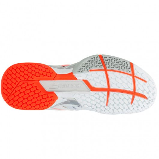 Кроссовки Babolat PROPULSE FURY ALL COURT W ZEBRE. Фото ¹4