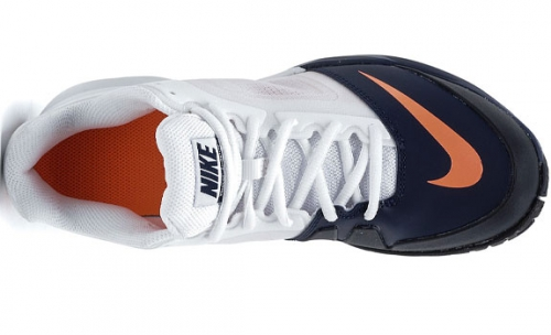 Кроссовки Nike M BALLISTEC ADVANTAGE wh/or. Фото �5