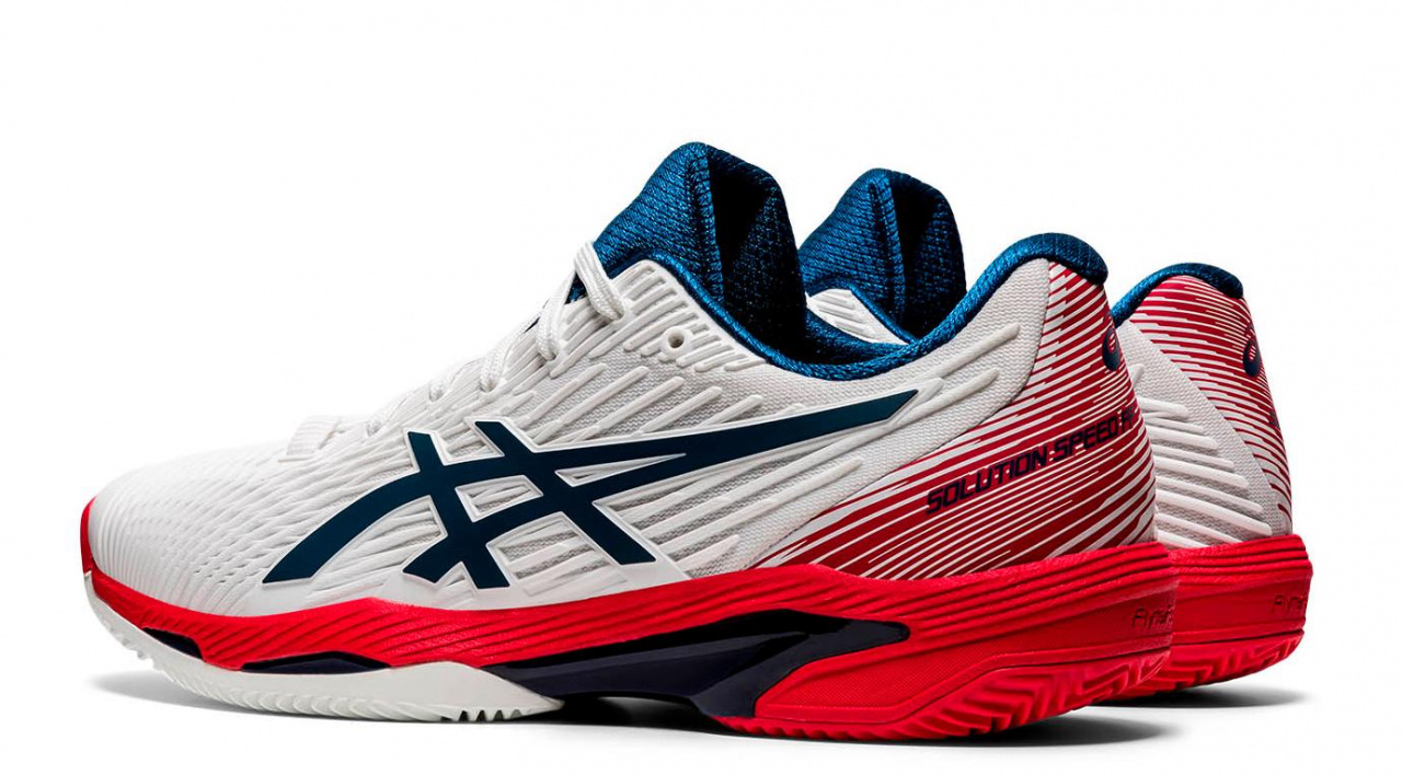 Кроссовки ASICS M SOLUTION SPEED FF 2 CLAY 2021. Фото ¹4