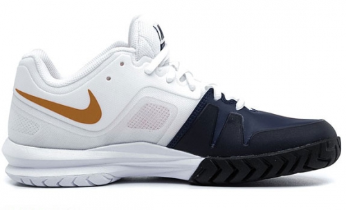 Кроссовки Nike M BALLISTEC ADVANTAGE wh/or. Фото �2