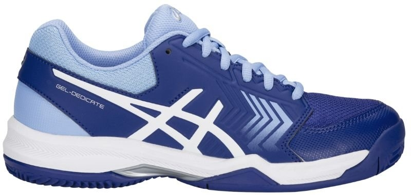 Кроссовки ASICS W GEL-DEDICATE 5 CLAY 400 . Фото ¹2