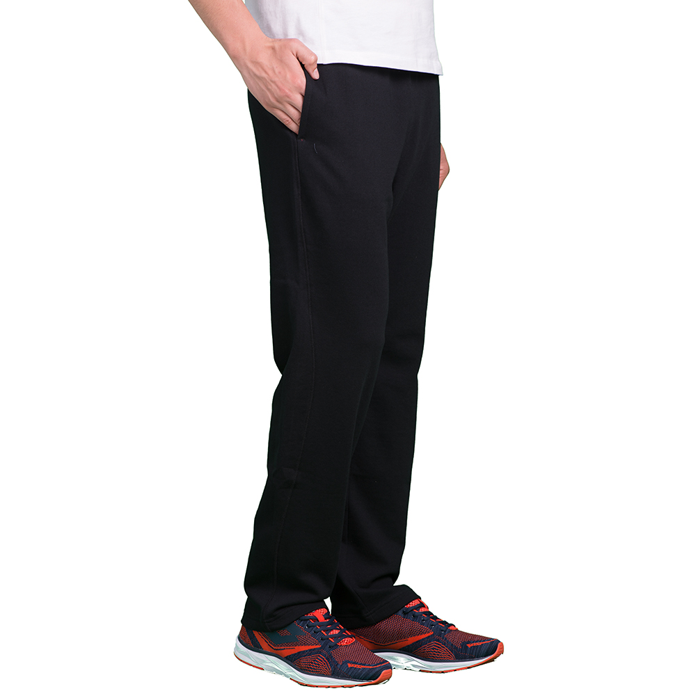 Теннисные брюки LOTTO BRYAN VI PANTS FT BLACK . Фото ¹3