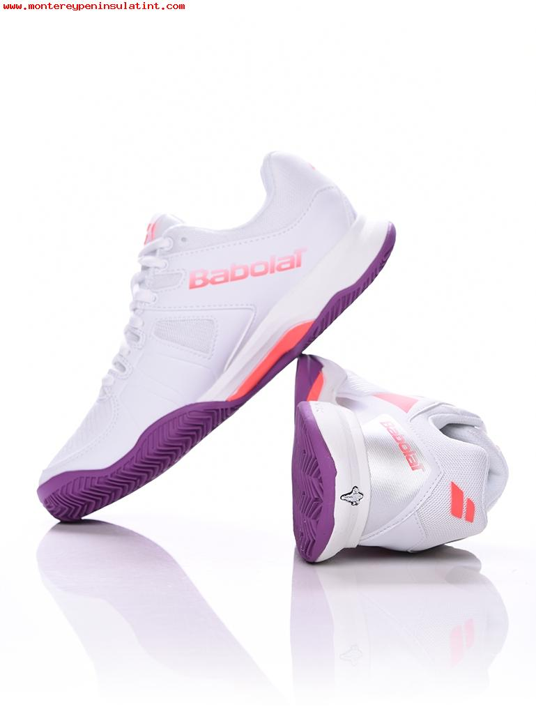 Кроссовки BABOLAT PULSION CLAY W WHITE. Фото ¹4