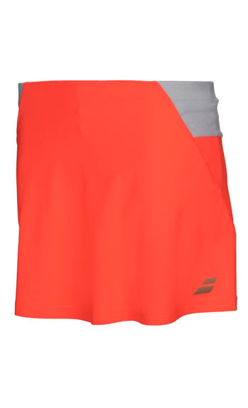 Теннисная юбка Babolat PERF SKIRT GIRL fl red