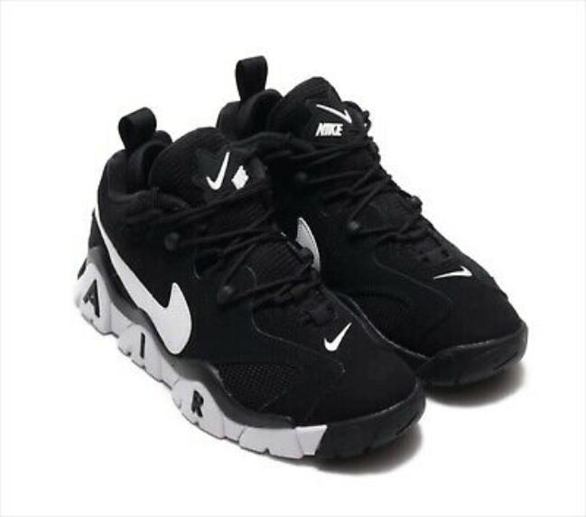 Кроссовки NIKE M AIR AIR BARRAGE LOW 2020. Фото ¹2