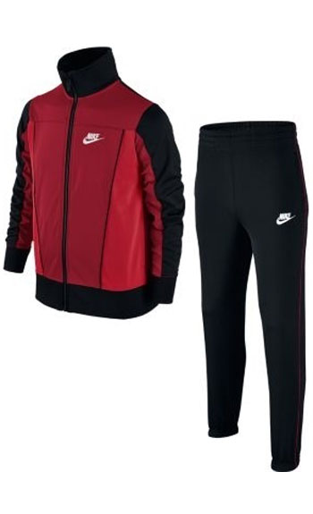Костюм Nike B NSW TRK SUIT PAC POLY