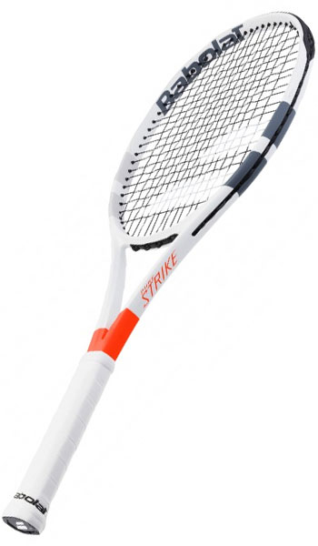 Теннисная ракетка Babolat Pure Strike 100 2017 NEW. Фото �4
