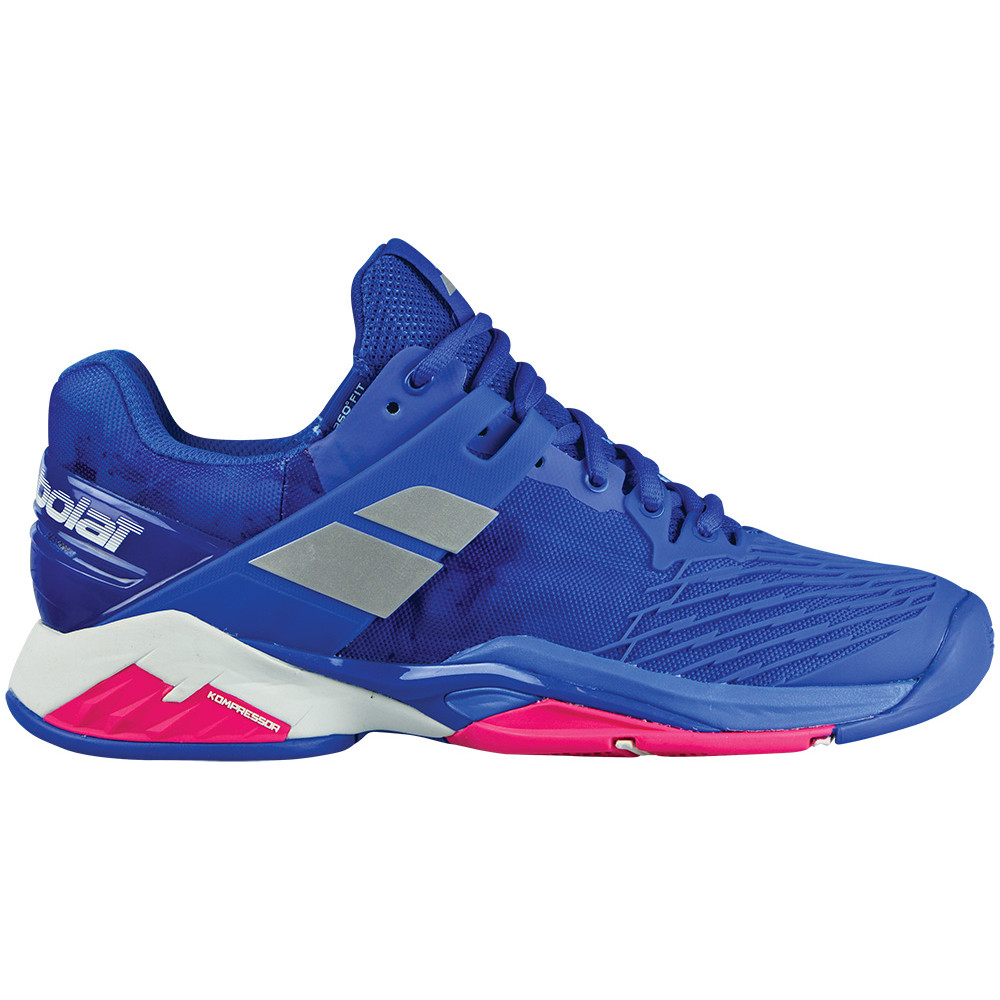 Кроссовки BABOLAT PROPULSE FURY ALL COURT W . Фото ¹2
