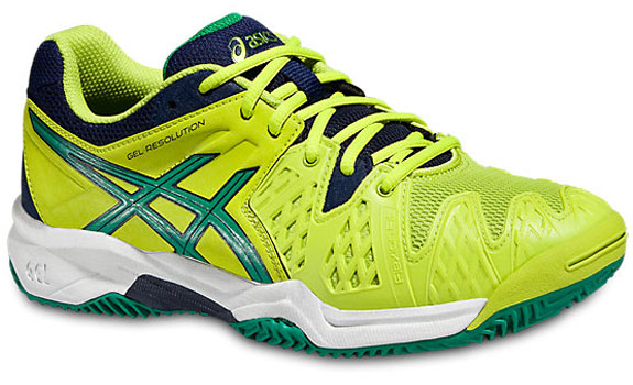 Кроссовки ASICS J GEL-RESOLUTION 6 CLAY GS