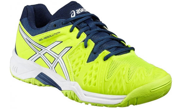 Кроссовки ASICS J GEL-RESOLUTION 6 GS
