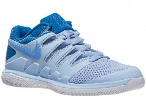 Кроссовки NIKE  WMNS AIR ZOOM VAPOR X HC BLUE M.SHARAPOVA