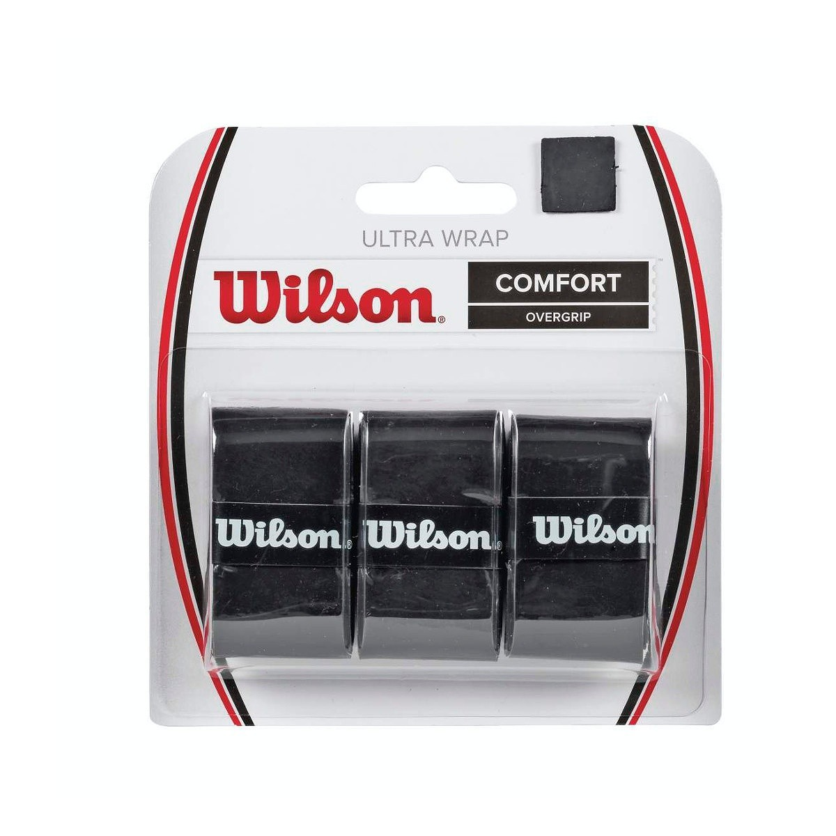 Намотки Wilson Ultra Wrap Overgrip black