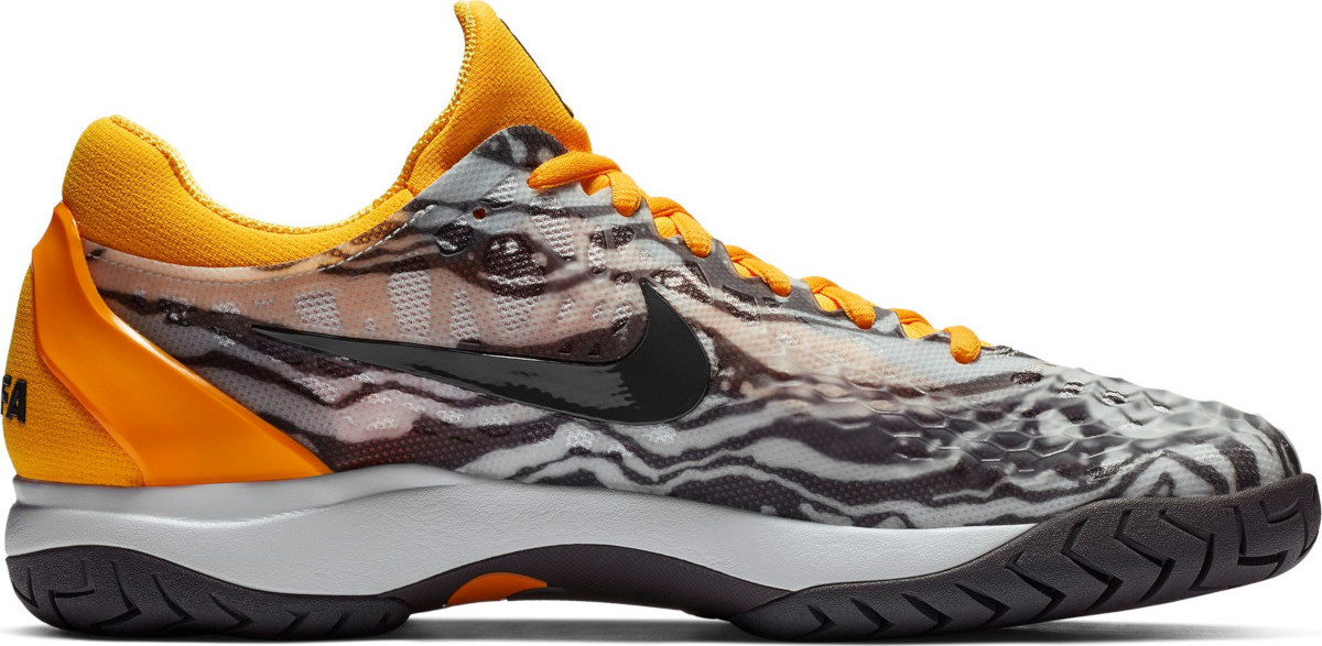 Кроссовки NIKE M AIR ZOOM CAGE 3 HC OR R.NADAL 2019