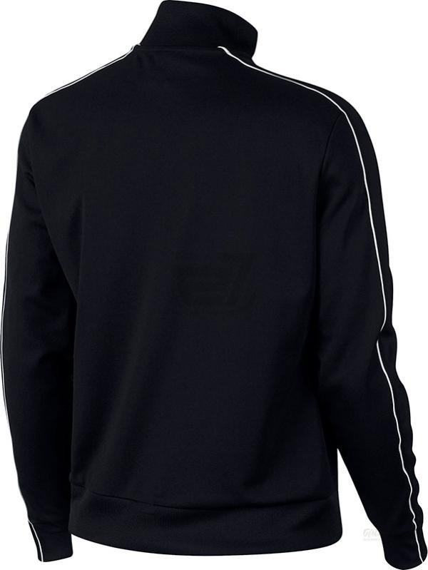 Теннисная куртка NIKE W NKCT WARM UP JACKET BK . Фото ¹2