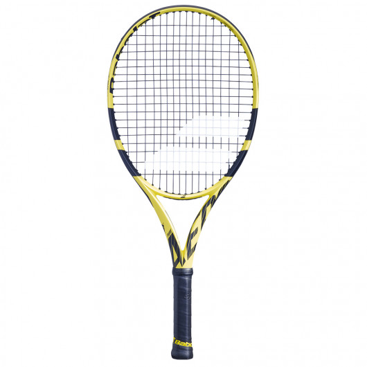 Теннисная ракетка Babolat Pure Aero Junior 25 2019  кроссовки ASICS UPCOURT в подарок!. Фото ¹2
