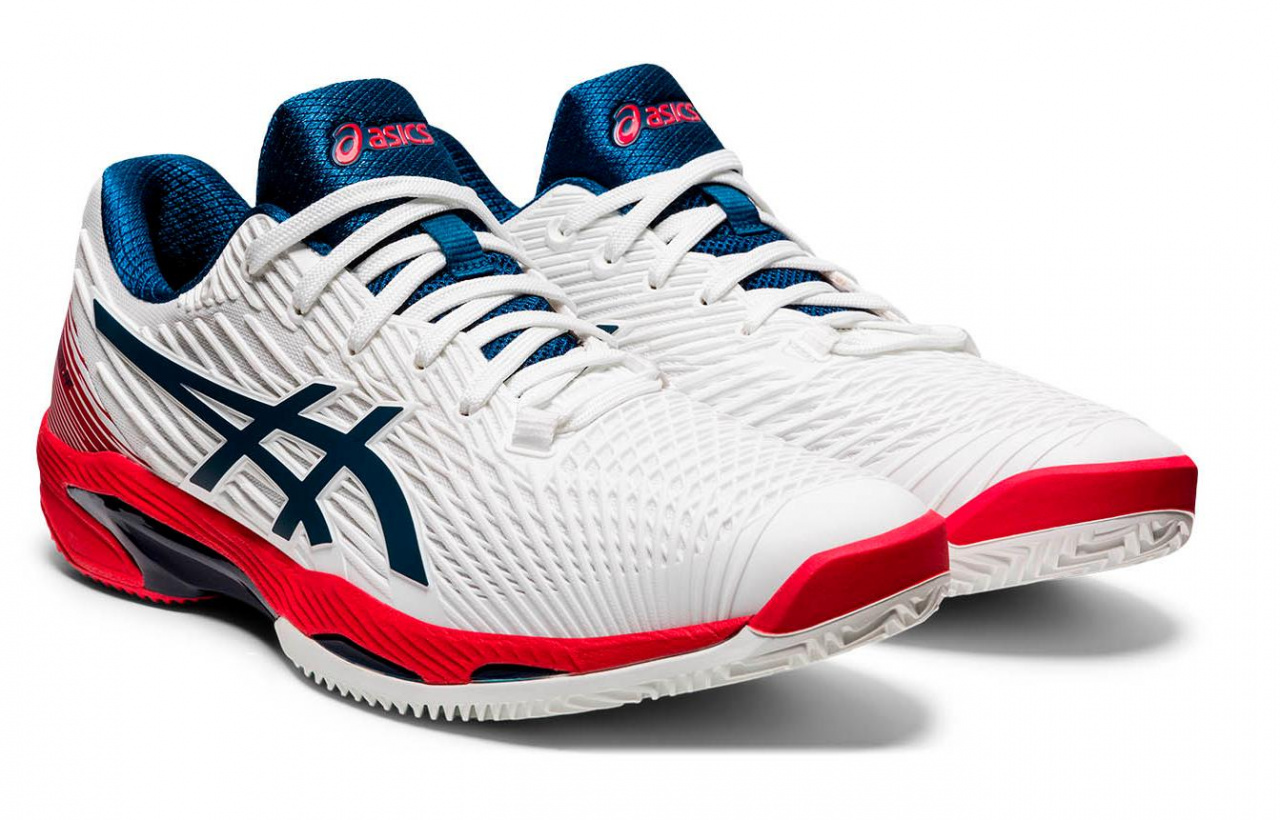 Кроссовки ASICS M SOLUTION SPEED FF 2 CLAY 2021