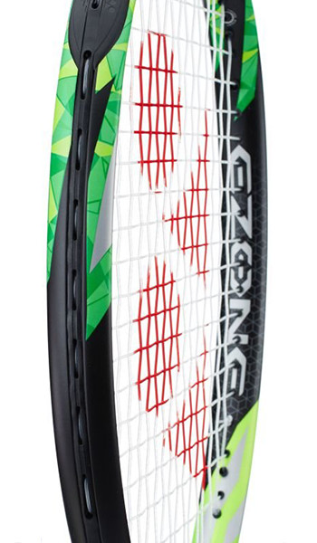Теннисная ракетка Yonex Ezone 25 Junior (240g) Lime Green . Фото ¹3