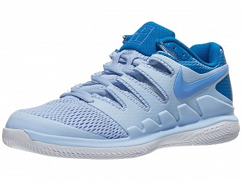 Кроссовки NIKE  WMNS AIR ZOOM VAPOR X HC BLUE M.SHARAPOVA. Фото ¹3
