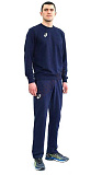 Спортивный костюм ASICS M MEN KNIT SUIT STRONG NAVY