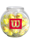 Брелки Wilson Bowl O' fun keychains (24 pcs) 1шт