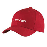 кепка HEAD Promotion Cap RED