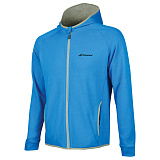 Теннисный реглан BABOLAT CORE HOOD SWEAT BOY DIVA BLUE