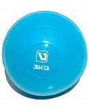 Медбол LiveUp мягкий SOFT WEIGHT BALL 3 кг