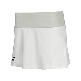 Теннисная юбка BABOLAT CORE SKIRT GIRL WHITE