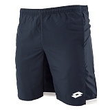 Теннисные шорты LOTTO  AYDEX III SHORT DB B nvy/gry sft