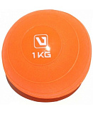 Медбол LiveUp мягкий SOFT WEIGHT BALL 1 кг