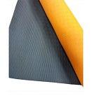 Коврик для йоги LiveUp TPE YOGA MAT orange+gray