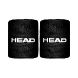 Напульсники Head Wristband 2.5'' mini BK